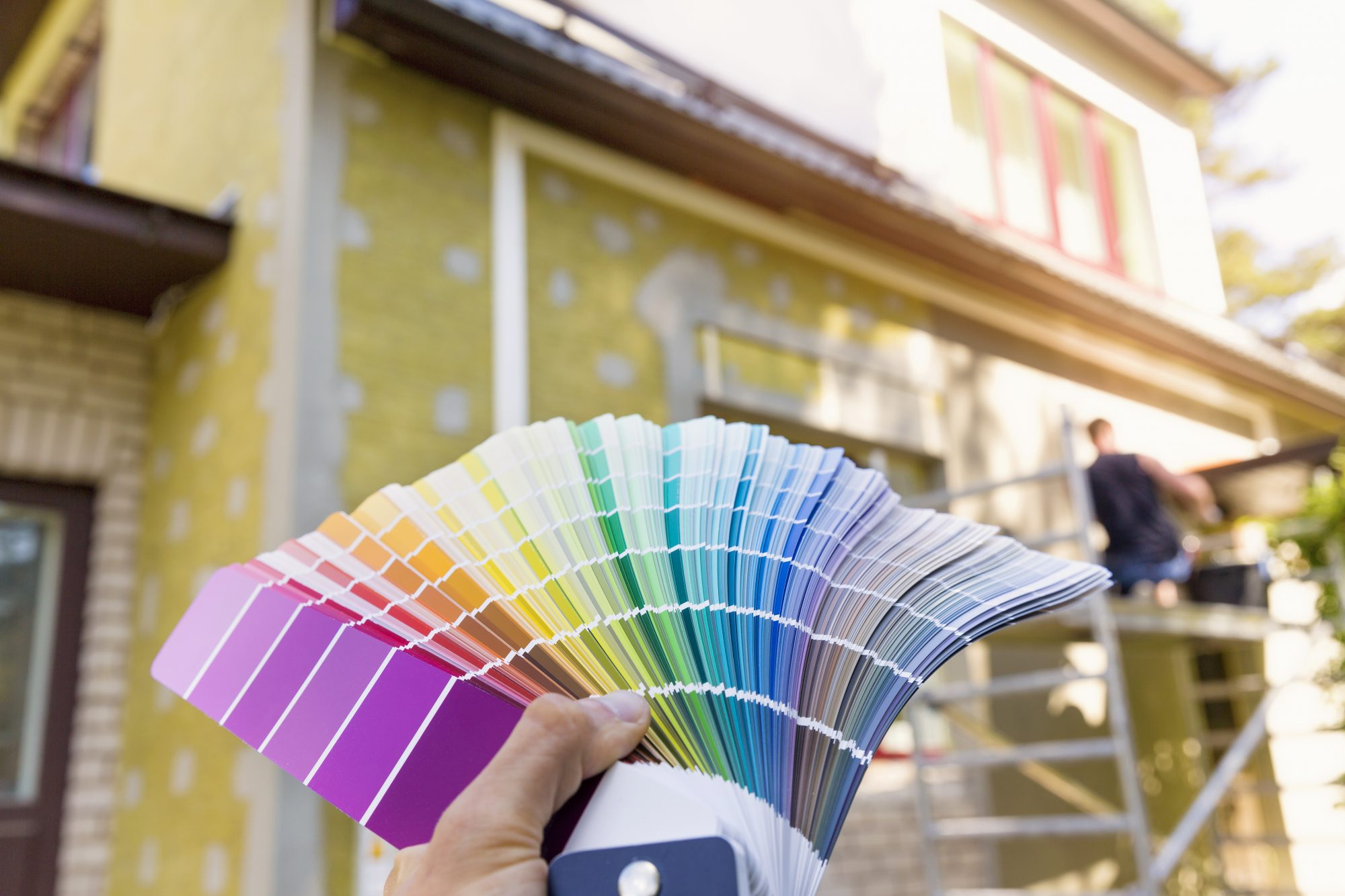 How Much Does It Cost To Paint A House Exterior Hover Inc