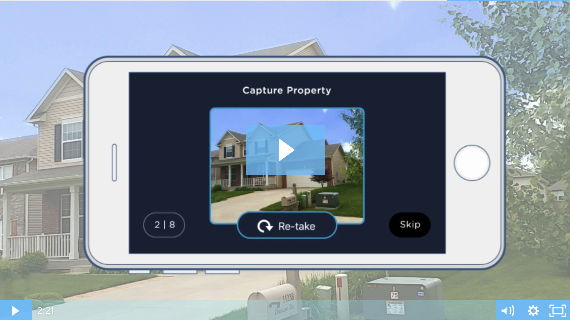 How to capture a property